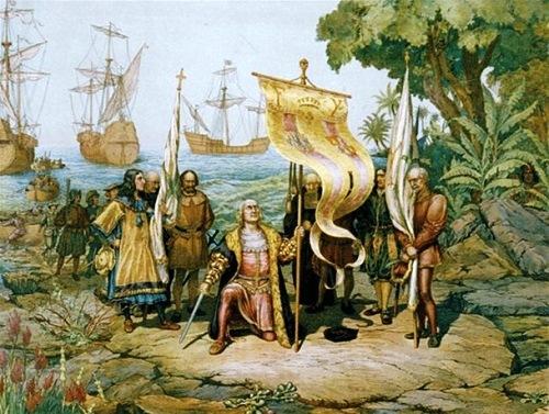 ¿Qué descubrió Cristóbal Colón?