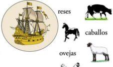 ¿Qué animales trajeron los españoles a América?