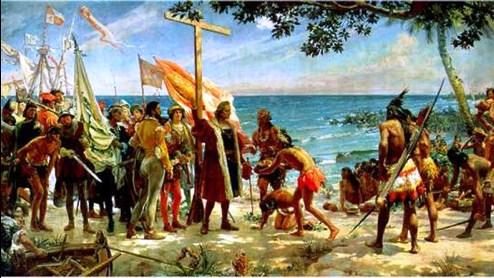 Descubrimiento y conquista de América (resumen)