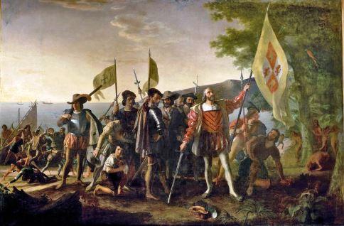 ¿Quiénes participaron en el descubrimiento de América?