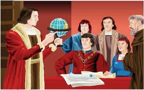 ¿Qué importancia tiene Cristóbal Colón para la geografía?