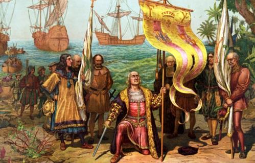 ¿Qué encontró Cristóbal Colon en América?