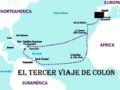 Tercer viaje de Cristóbal Colón